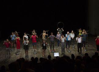 Giovanni Morbin, Concerto a Perdifiato, Dro 2018. Photo credits Roberta Segata per Centrale Fies