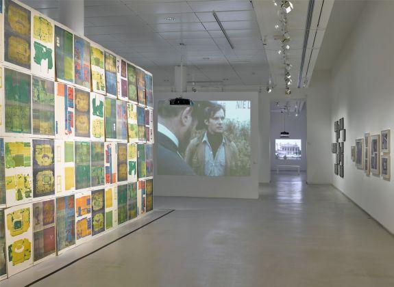 Gordon Matta-Clark. Anarchitecte. Exhibition view at Jeu de Paume, Parigi 2018. Photo © Jeu de Paume, Raphaël Chipault
