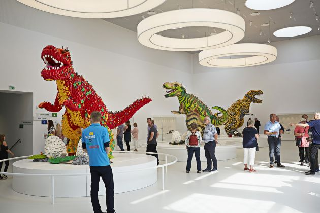 Lego House Masterpiece Gallery
