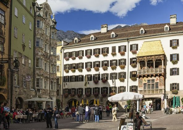 Innsbruck © TVB Innsbruck _ Helga Andreatta