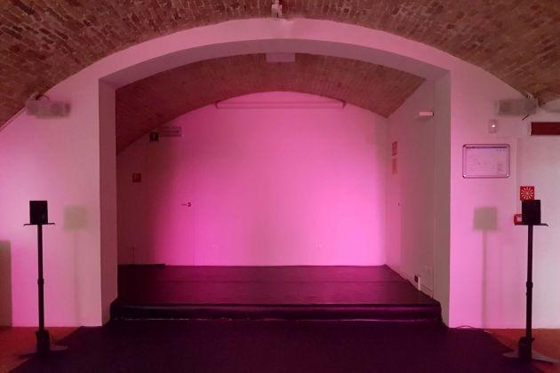John Grzinich, Un-spatial listening, Palazzo Mantica, Il suono in mostra, Udine