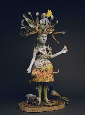 Kathy Ruttenberg, Gifts of this world, 2012