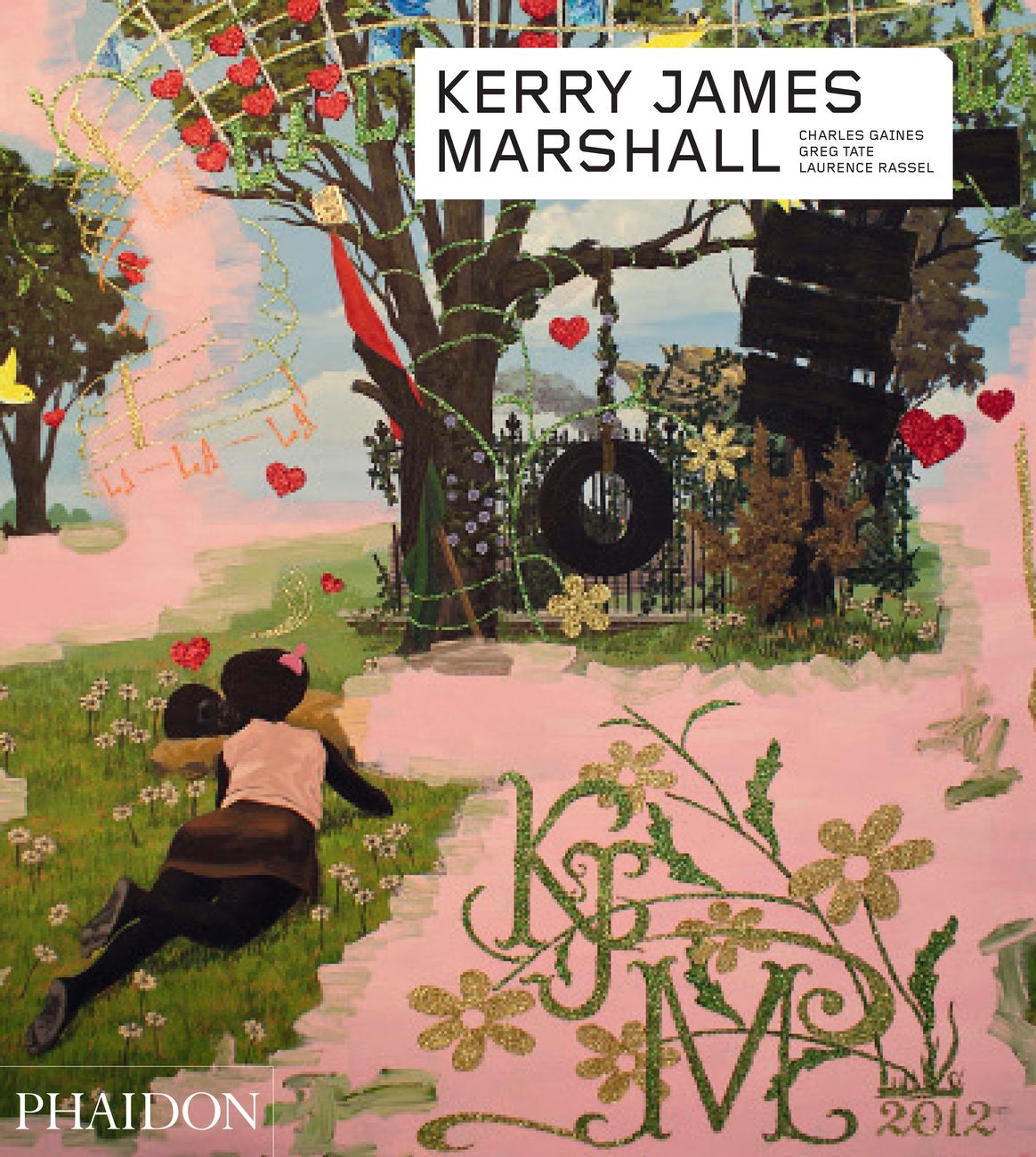 Kerry James Marshall nella collana dei Contemporary Artists di Phaidon