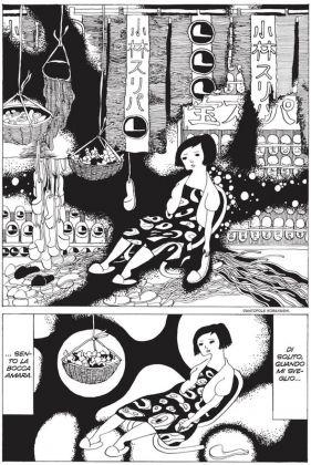 Kondoh Akino - Il mondo degli insetti (Coconino, 2018)