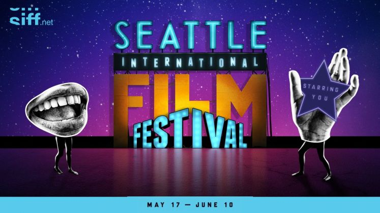 La grafica del SIFF – Seattle International Film Festival 2018
