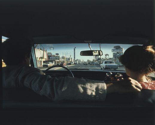 Las Vegas from Car 1966 © Per gentile concessione di Quodlibet