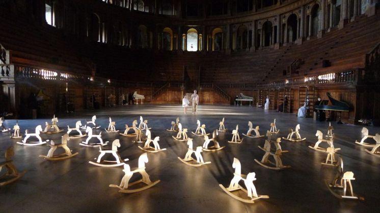 Lenz Fondazione, Il Grande Teatro del Mondo. Photo Francesco Pititto