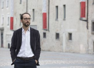 Lorenzo Giusti. Photo Daniela Zedda
