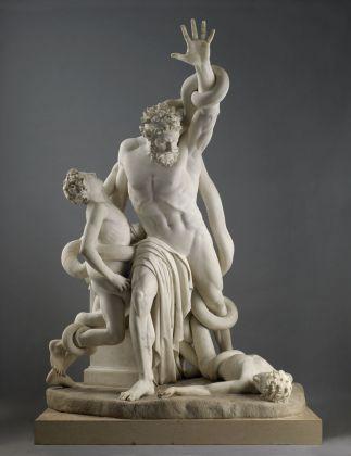 Luigi Ferrari, Laocoonte, 1853. Brescia, Pinacoteca Tosio Martinengo © Fondazione Brescia Musei