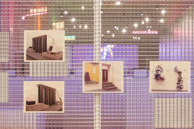 Luigi Ghirri. Il paesaggio dell'architettura, installation view © La Triennale di Milano, photo Gianluca Di Ioia