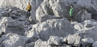 Marco D'Agostin, Avalanche, photo Roberta Segata, courtesy Centrale Fies