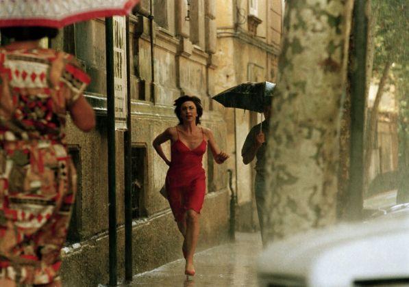 Mario Martone, L'amore molesto (1995). Foto di scena di Cesare Accetta