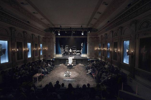 Mario Martone, Operette Morali. Teatro Gobetti, Torino 2011. Photo S. Cagnasso