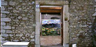Matteo Fato, exhibition view, Straperetana 2018, photo Gino Di Paolo