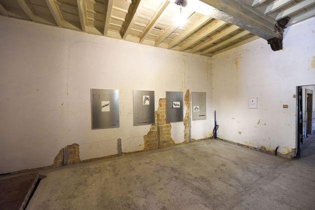 Michela de Mattei, exhibition view, Straperetana 2018, photo Gino Di Paolo