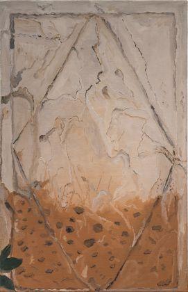 Michele Tocca, Belvedere #2, 2018, olio su tela, 60 x 40 cm. Photo Sebastiano Luciano 2018