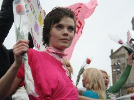 Oksana Shachko, 8 marzo 2009