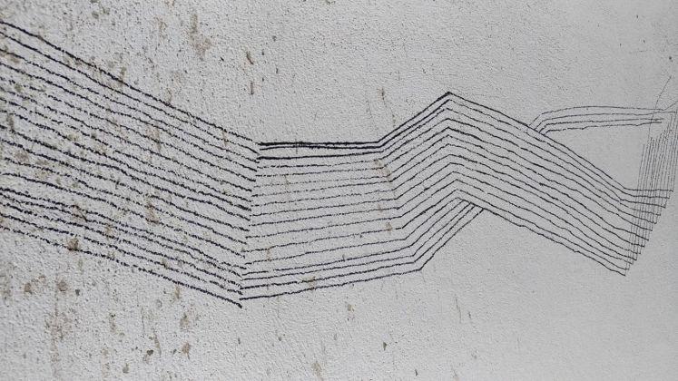 Paulina Herrera Letelier - Disegno del vento. Località Mangiabarche, Calasetta