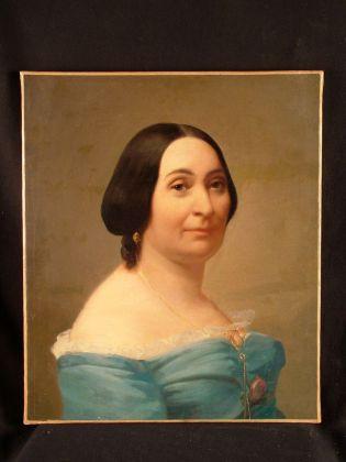 Pelagio Palagi, Ritratto femminile (Signora Veratti), Collezioni d'Arte e di Storia della Fondazione Cassa di Risparmio in Bologna, 1830-1831 ca., olio su tela