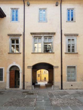 Per Platou, Topology of two spaces, Palazzo Caiselli, Il suono in mostra, Udine