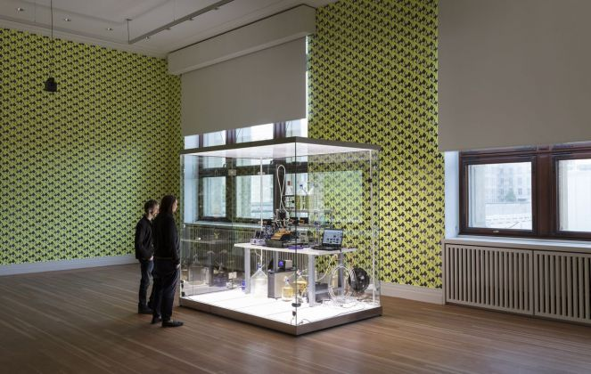 Philippe Parreno, exhibition view AT Gropius Bau Berlino 2018 © Philippe Parreno. Courtesy the artist, Pilar Corrias, Barbara Gladstone, Esther Schipper, Photo © Andrea Rossetti