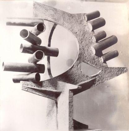 Pietro Guida, Opera costruita, 1963. Photo Archivio Pietro Guida, Manduria