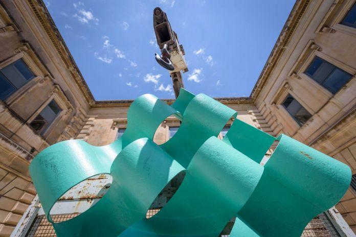 Pietro Guida. Opere costruite 1960-1975. Exhibition view at Museo Sigismondo Castromediano, Lecce 2018. Photo Antonio Leo