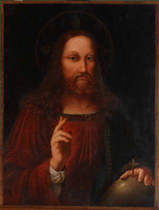 Pittore veneto del XVII sec., Il redentore