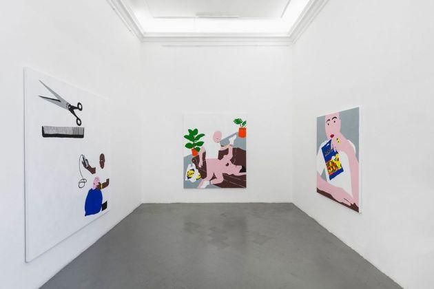Ricardo Passaporte, Untitled, 2018. Photo Stefano Maniero