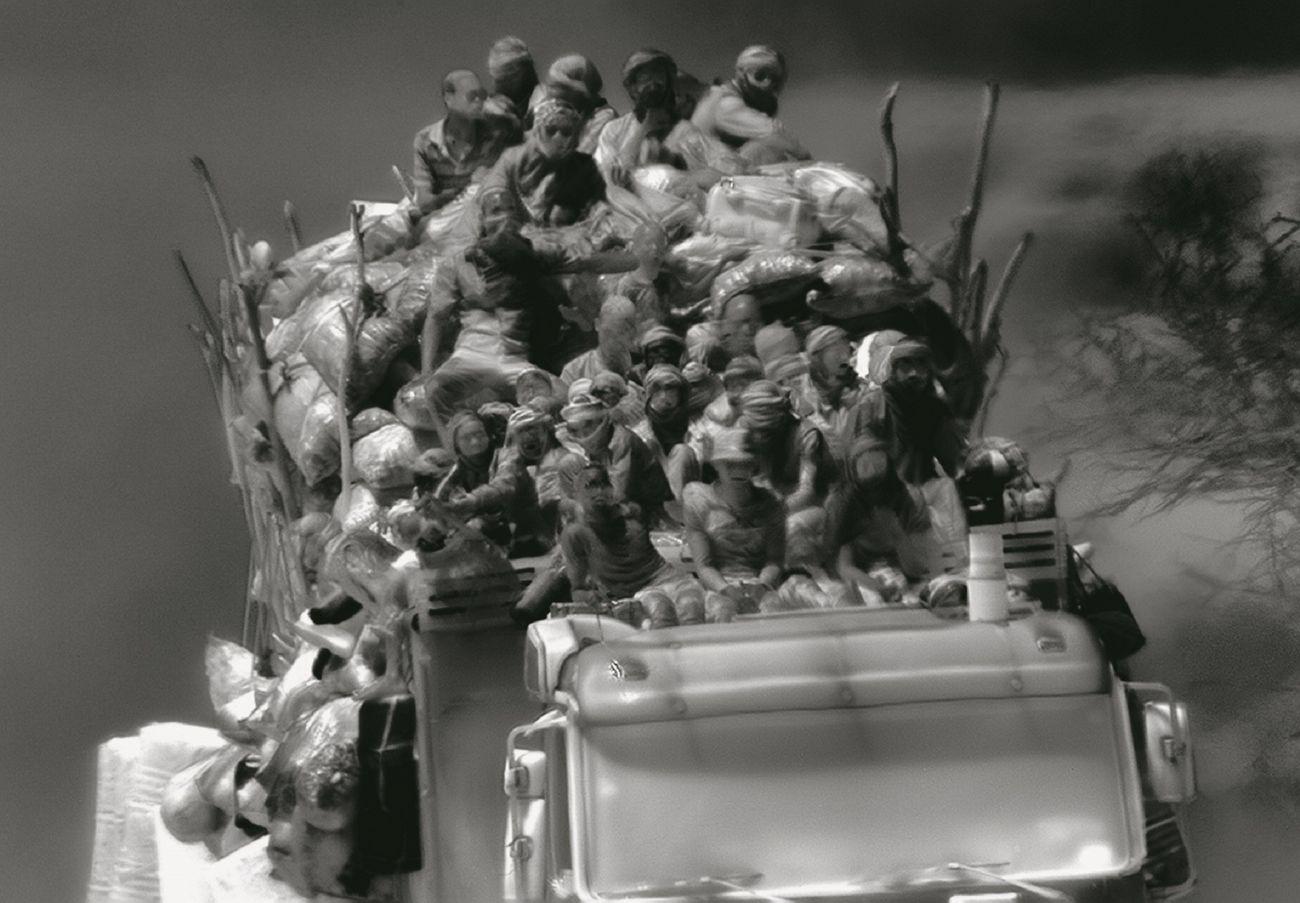 Richard Mosse, Incoming, 2016, still da video. Courtesy carlier gebauer & Jack Shainman Gallery © Art Basel