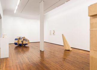 Richard Wilson. Take an Object. Exhibition view at Galleria Fumagalli, Milano 2018. Photo © Lucrezia Roda