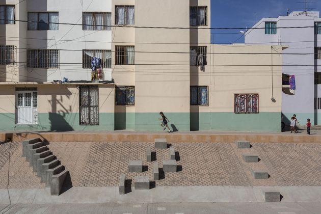 Rozana Montiel Estudio de Arquitectura with Alin V. Wallach, Fresnillo Playground © Sandra Pereznieto