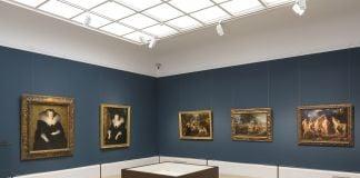 Sala pittura fiamminga, Museo del Prado, Madrid