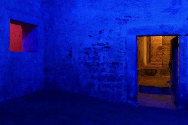 Salvatore Miele, Digital Surveillance Model, Prigioni del Castello, Il suono in mostra, Udine, ph. Lara Carrer