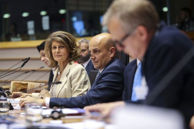 Silvia Costa © European Union 2018 – Source EP / Didier Bauweraerts