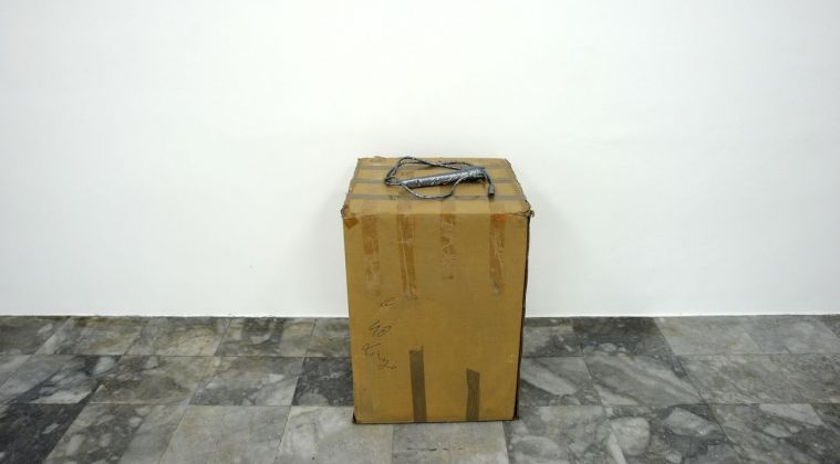 Sislej Xhafa, Dressed Tone, 2007. Courtesy Galleria Continua