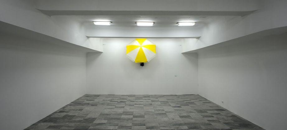 Sislej Xhafa, Sunshade, 2011. Courtesy Galleria Continua