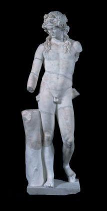 Statua di Dioniso. Museo Nazionale Romano Palazzo Massimo alle Terme, Roma
