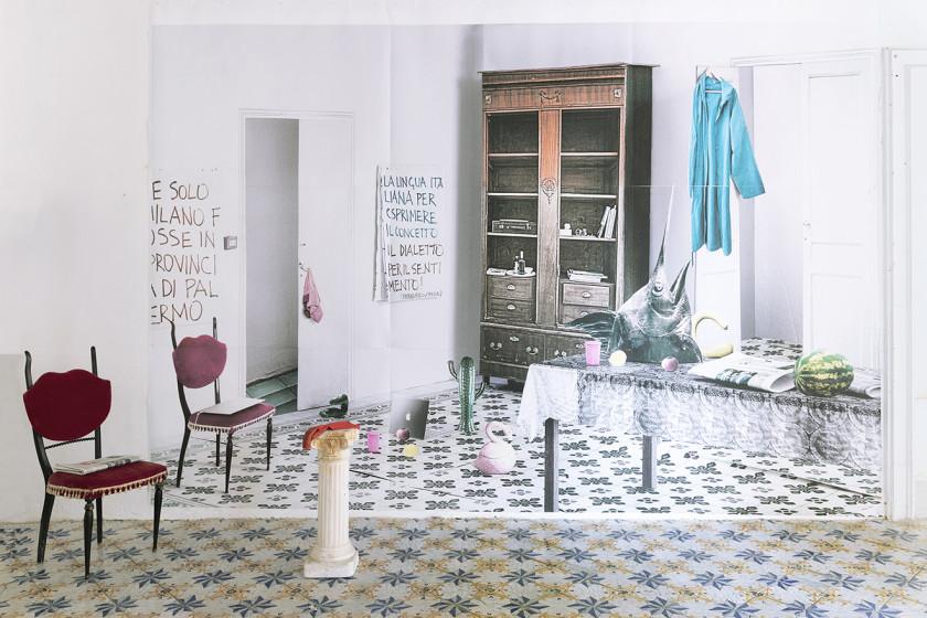 Metti 8 artisti in un palazzo di Palermo. Le residenze di Viasaterna