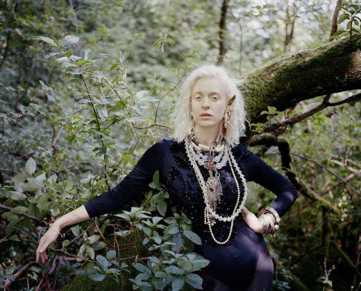 Thea Hjelmeland, photo Andrew Amorim