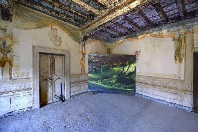 Thomas Braida, exhibition view, Straperetana 2018, photo Gino Di Paolo