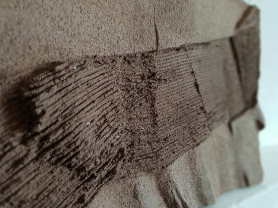 Track di vento di pietra, lavori site specific di Paulina Herrera Letelier