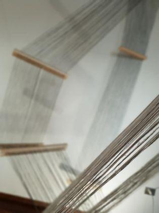 Track di vento di pietra, lavori site specific di Paulina Herrera Letelier. Photo Stefano Raccis