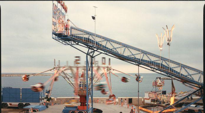 Trani, 1986 © Eredi di Luigi Ghirri. Courtesy Editoriale Lotus