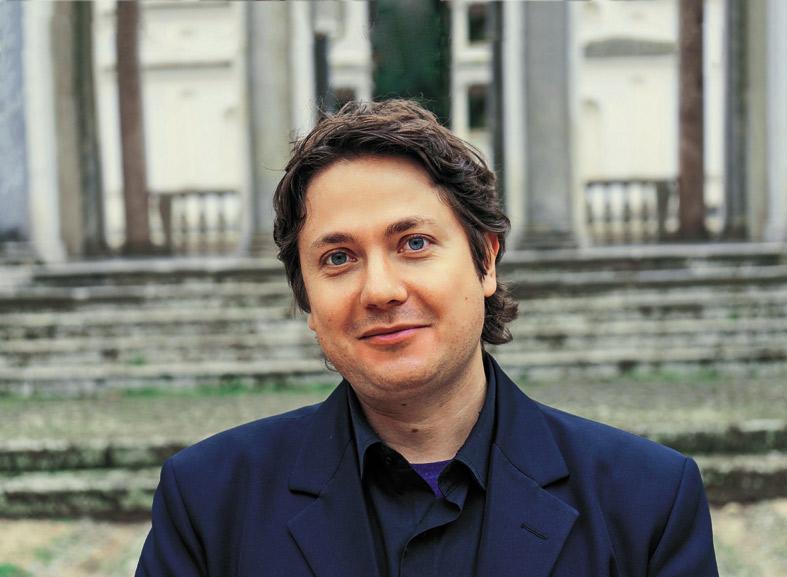 Valentino Nizzo, Direttore del Museo Nazionale Etrusco di Villa Giulia, Roma