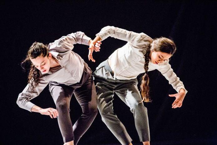 Vertigo Dance Company, photo Rune Abro