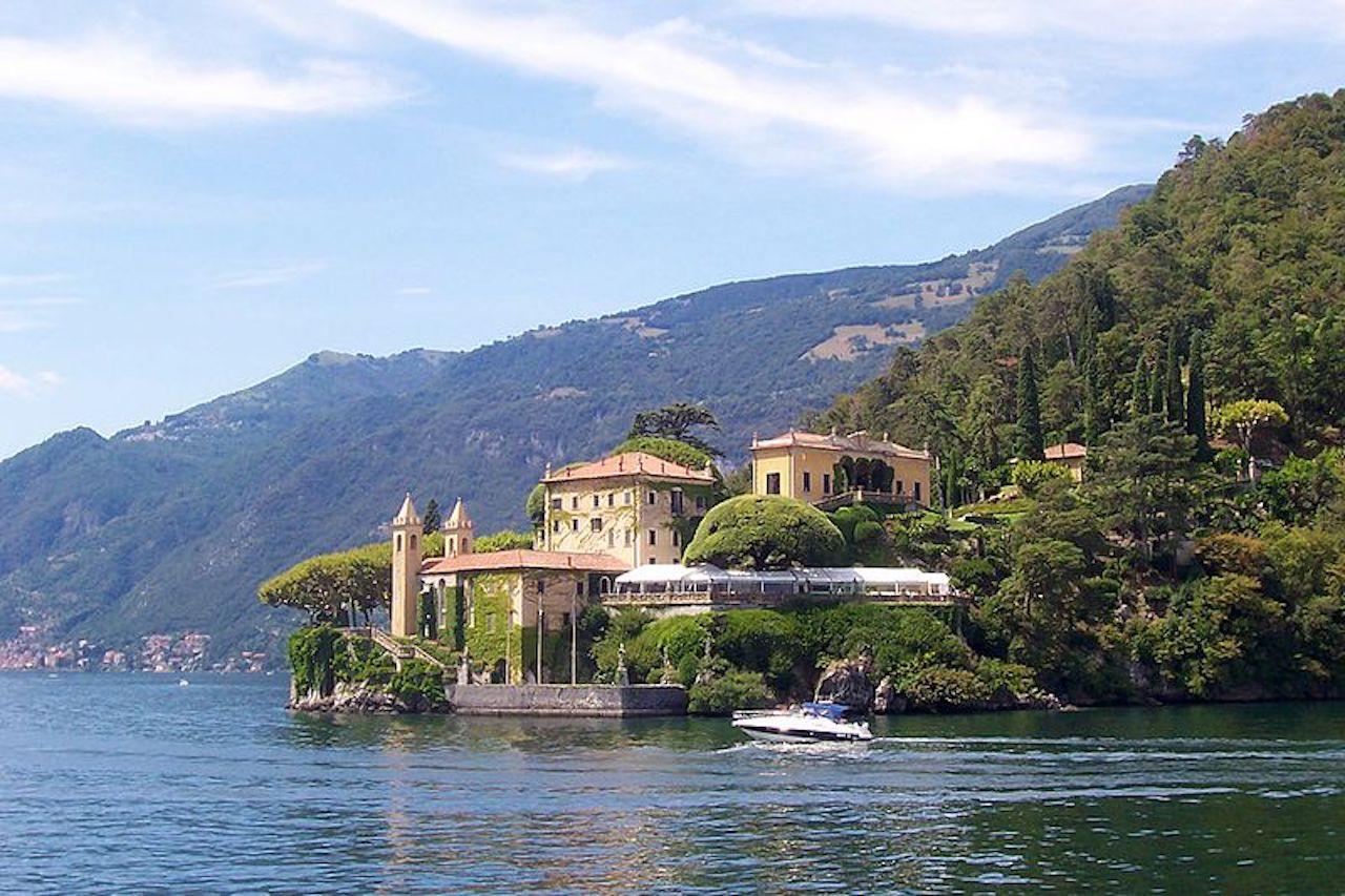 Tutti i set cinematografici italiani artribune for Lago villa del conte