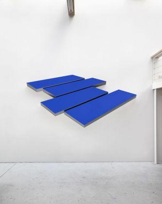 Wolfram Ullrich, Lage im Raum, 2018