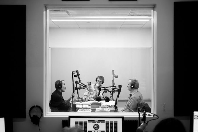 Dialogues: The David Zwirner Podcast. Ph. Facebook David Zwirner gallery