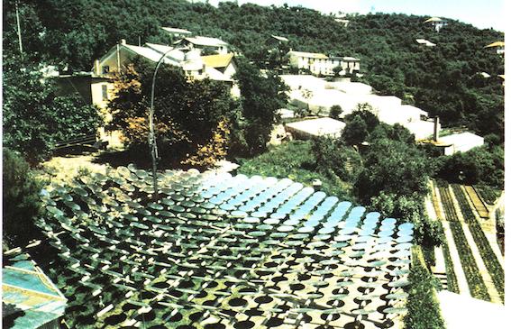 Ex Stazione solare di Sant'Ilario, Genova